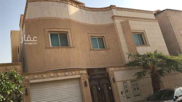 فيلا للبيع في شارع بللسمر ، حي عرقة ، الرياض ، الرياض