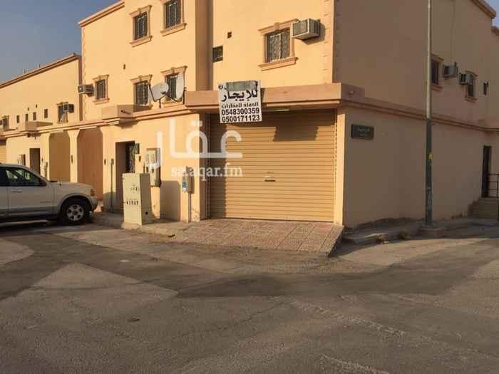 دور للإيجار في شارع احمد بن ابي الازهر ، حي الزهرة ، الرياض