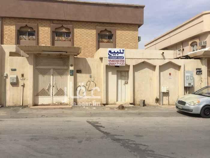 فيلا للبيع في شارع الطفيل بن زيد ، حي الزهرة ، الرياض ، الرياض