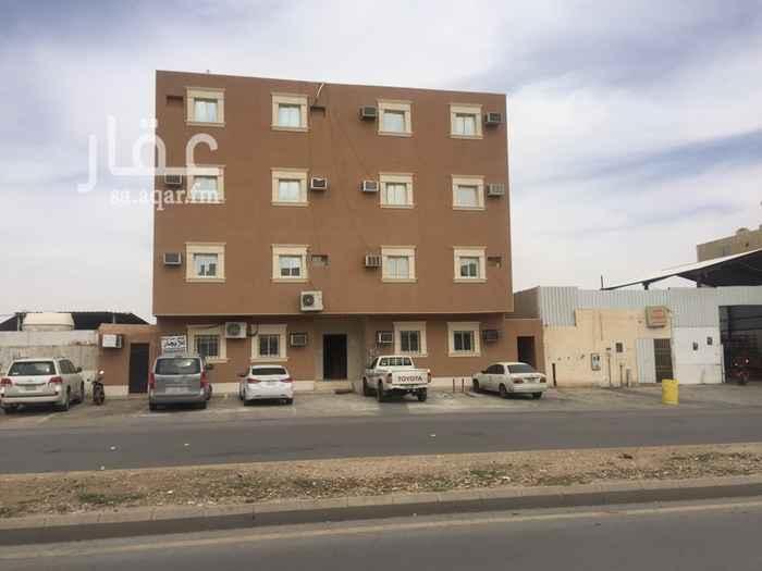 شقة للإيجار في شارع الشيخ محمد بن مهيزع ، حي الزهرة ، الرياض ، الرياض