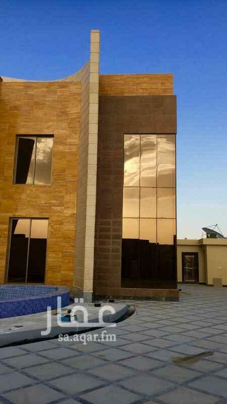 فيلا للبيع في شارع المخينق ، حي حطين ، الرياض