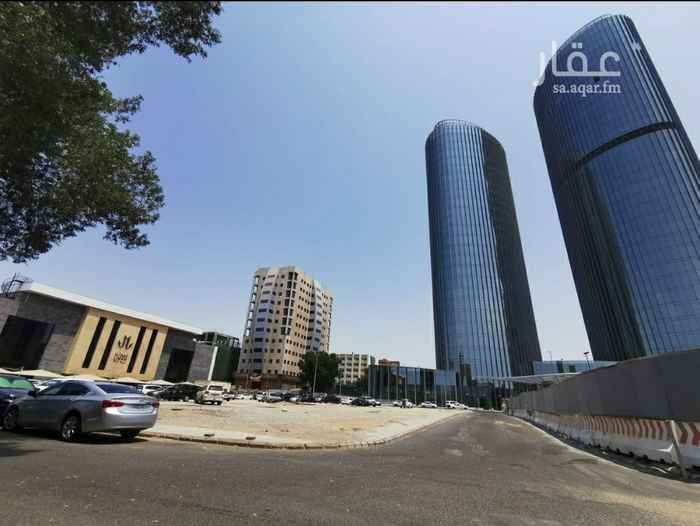 أرض للبيع في طريق المدينة المنورة ، حي الشرفية ، جدة ، جدة