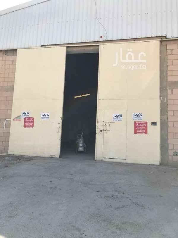 مستودع للإيجار في شارع احمد بن صدفة السلمي ، حي السلي ، الرياض ، الرياض