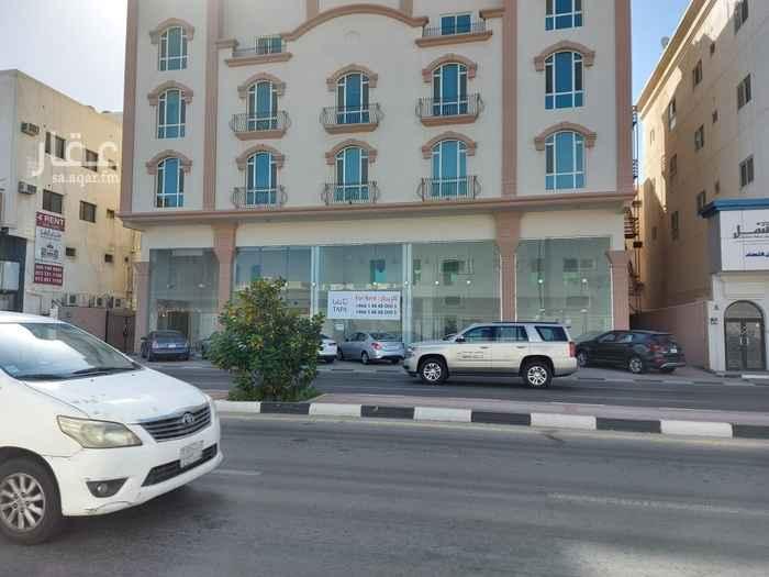 محل للإيجار في شارع الامير حمود بن عبد العزيز ، حي العقربية ، الخبر ، الخبر