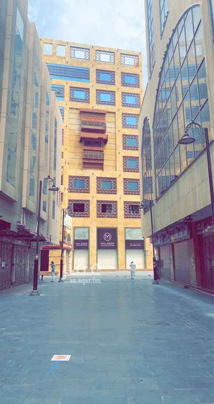 مكتب تجاري للإيجار في شارع قابل ، جدة ، جدة