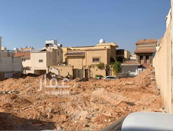 أرض للبيع في شارع عبدالملك البرداني ، حي الريان ، الرياض ، الرياض