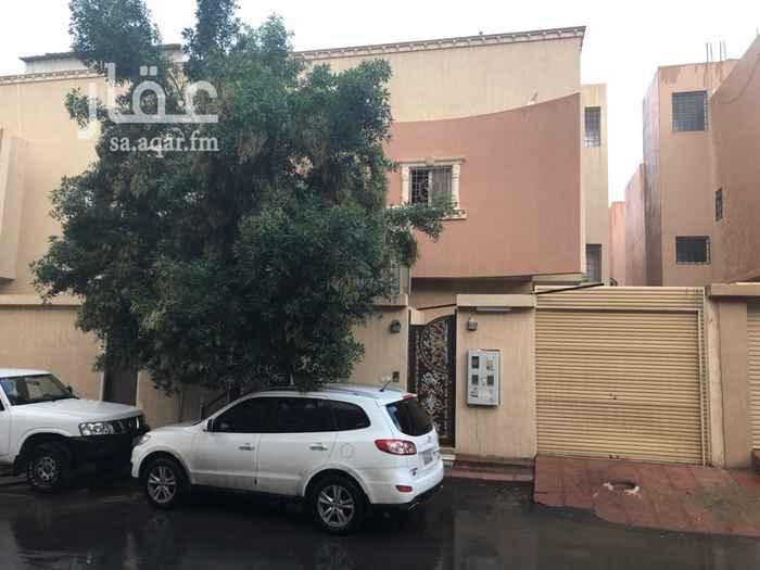 فيلا للبيع في شارع الهيثم بن عدي ، حي ظهرة البديعة ، الرياض ، الرياض