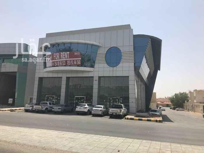 مكتب تجاري للإيجار في شارع ثمينه ، حي اليرموك ، الرياض ، الرياض