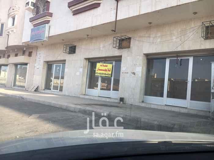 محل للإيجار في شارع الأمام البخاري ، حي السكة الحديد ، المدينة المنورة
