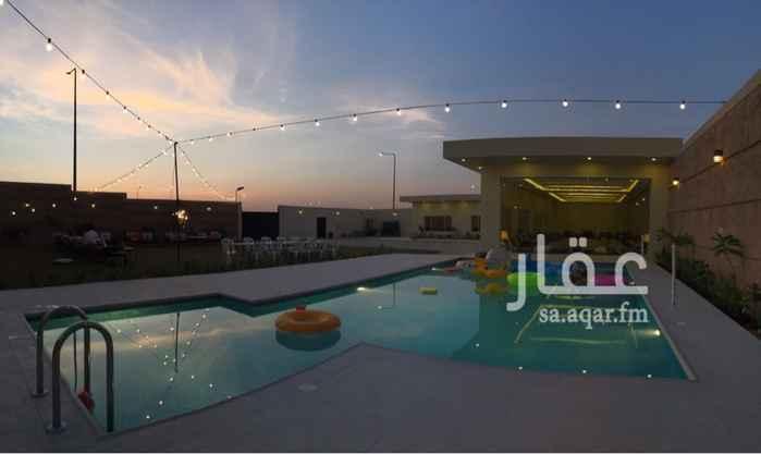 استراحة للإيجار في شارع القصر, النرجس, الرياض