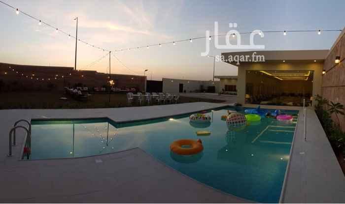 استراحة للإيجار في شارع ابي بكر الصديق, النرجس, الرياض