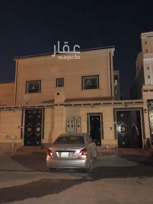 شقة للإيجار في شارع حسن الشاعر ، حي عكاظ ، الرياض
