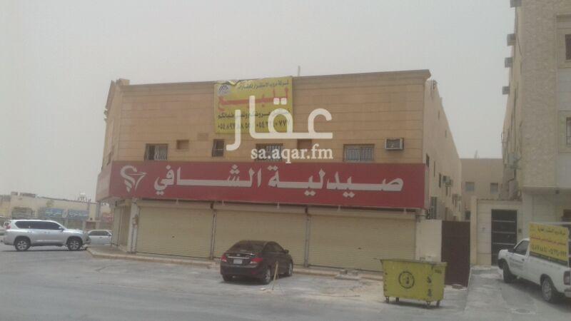 عمارة للبيع في شارع الاستقامة ، حي بدر ، الرياض