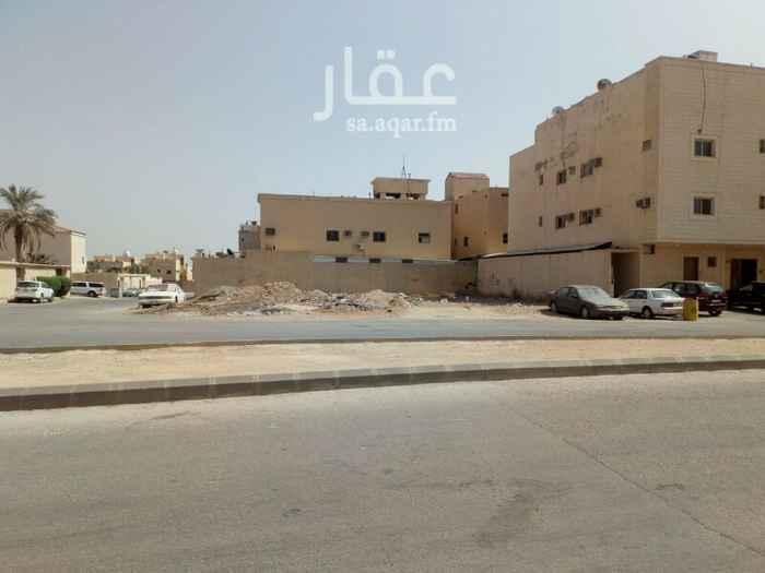 أرض للبيع في شارع وادي الجزي ، حي بدر ، الرياض
