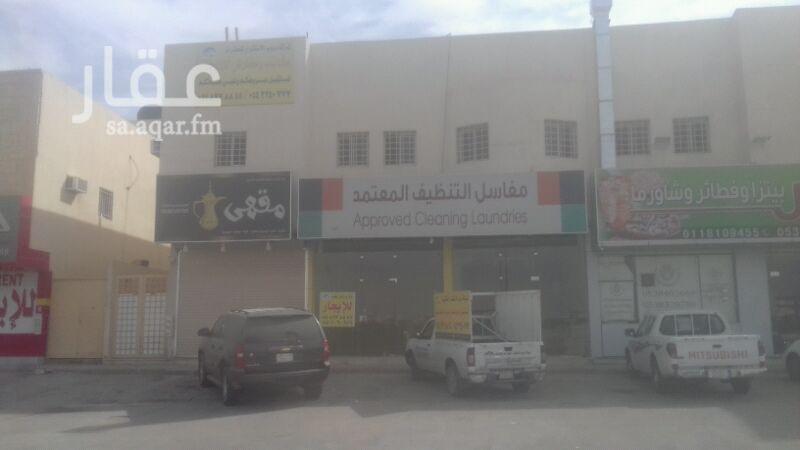محل للإيجار في شارع واصل ، حي بدر ، الرياض