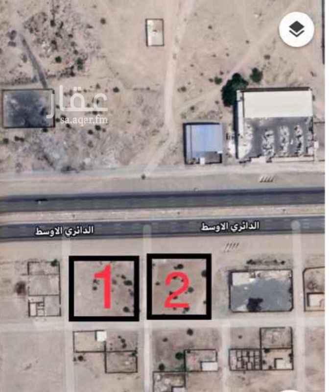 أرض للبيع في شارع الدائري الاوسط ، حي المسرة ، جدة