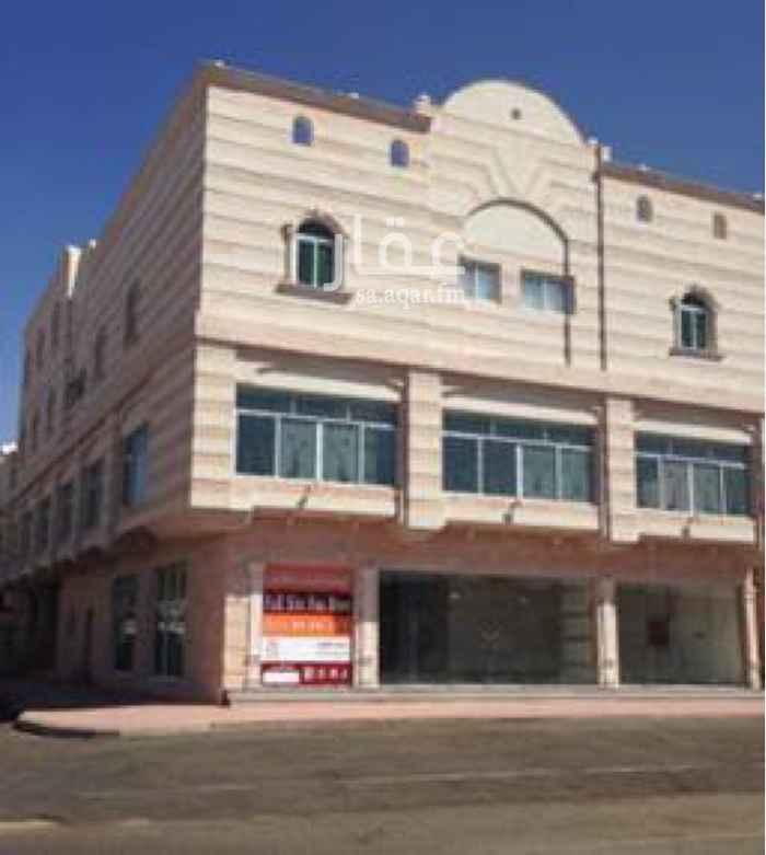 مكتب تجاري للإيجار في شارع ابراهيم بن يزيد القرشي ، حي حثم ، المدينة المنورة ، المدينة المنورة