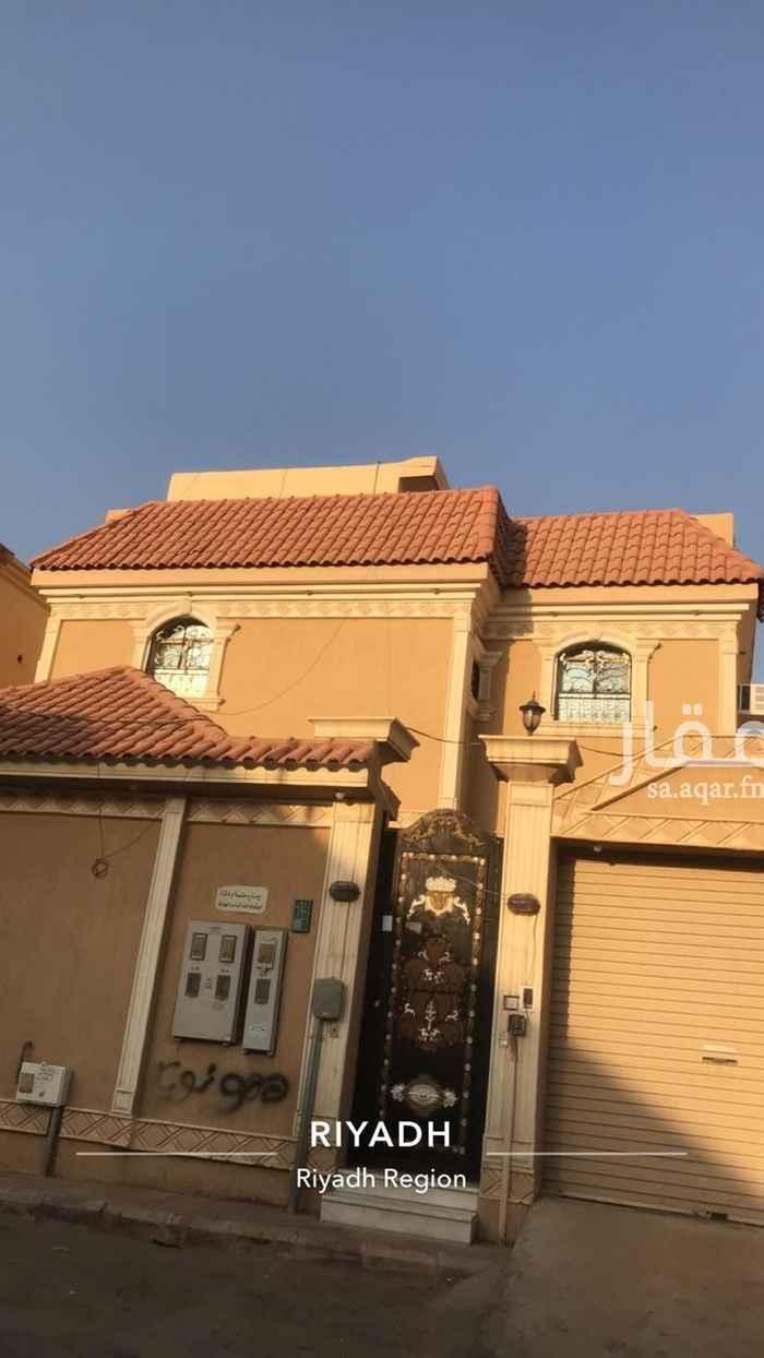 فيلا للبيع في شارع ابن طوق الكاتب ، حي النسيم الغربي ، الرياض ، الرياض