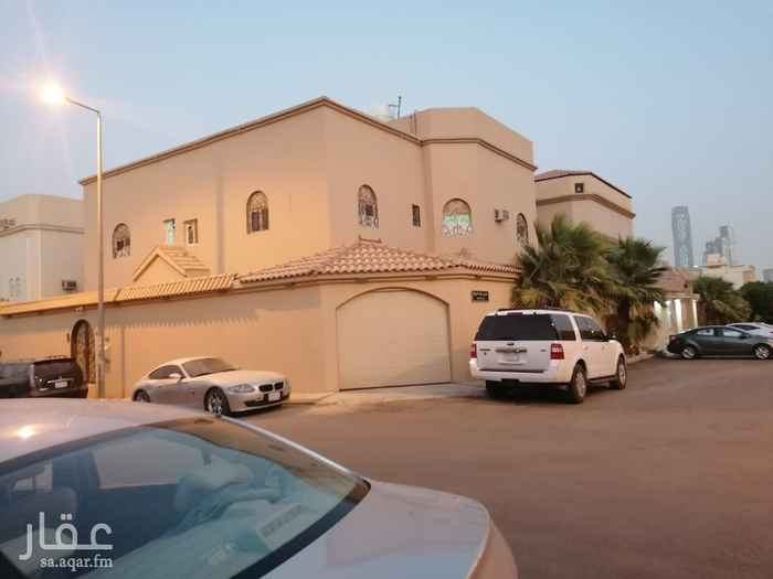 فيلا للبيع في شارع تل ابيض ، حي العقيق ، الرياض ، الرياض