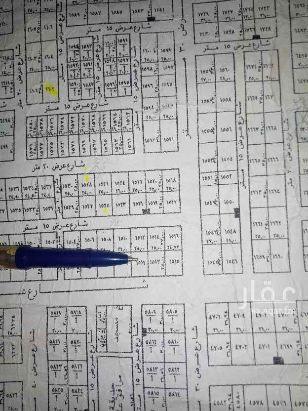 أرض للبيع في حي ، شارع عبدالله بن العاص ، حي العارض ، الرياض