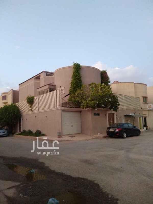 فيلا للبيع في شارع الكوثر ، حي الصحافة ، الرياض