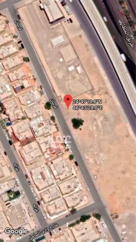 أرض للبيع في شارع سويد بن قيس ، حي الازدهار ، الرياض