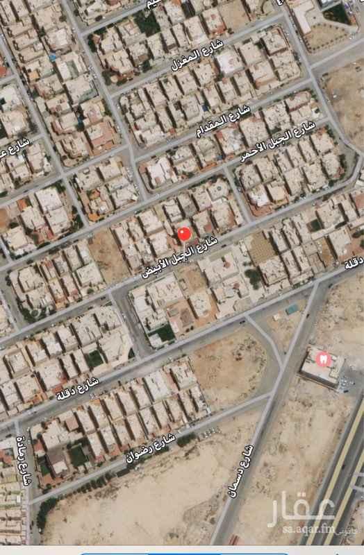 أرض للبيع في شارع المقدام ، حي الصحافة ، الرياض
