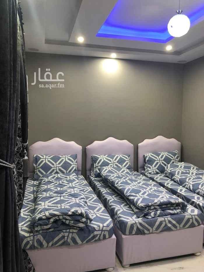 استراحة للإيجار في شارع ابو مسعود البدري ، حي طيبة ، جدة