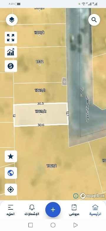 أرض للبيع في شارع جروه بن يزيد الطائي ، حي القيروان ، الرياض ، الرياض