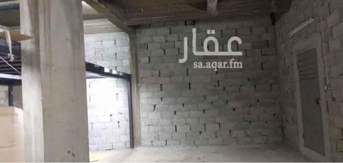 مستودع للإيجار في شارع ابن زهرة ، حي العمل ، الرياض