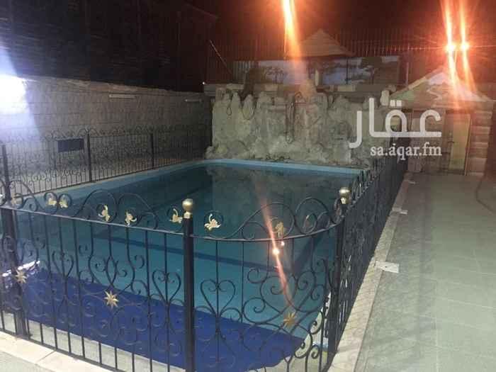 استراحة للبيع في شارع محمد بن ابى رزين ، حي بني بياضة ، المدينة المنورة ، المدينة المنورة