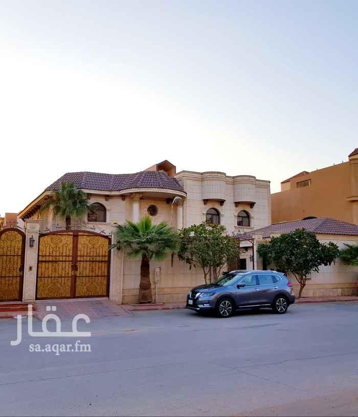 فيلا للبيع في شارع القطاع ، حي الحمراء ، الرياض ، الرياض