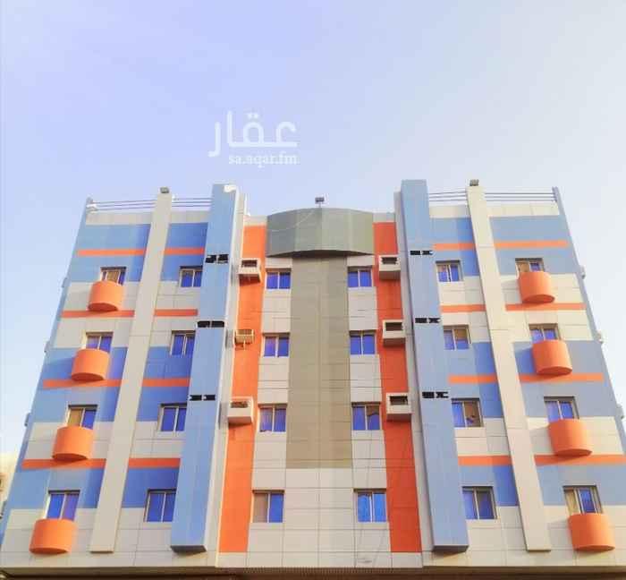 شقة للإيجار في شارع جعفر بن الأزهر ، حي المروة ، جدة ، جدة