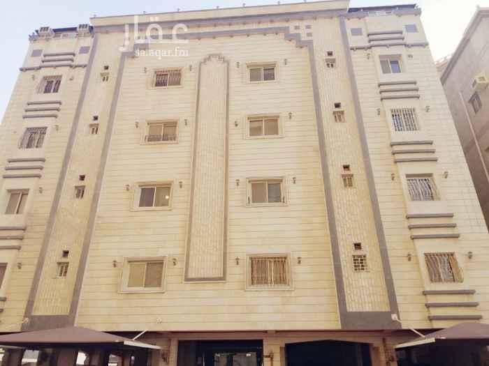 شقة للإيجار في شارع ابو صخر الهذلي ، حي المروة ، جدة ، جدة