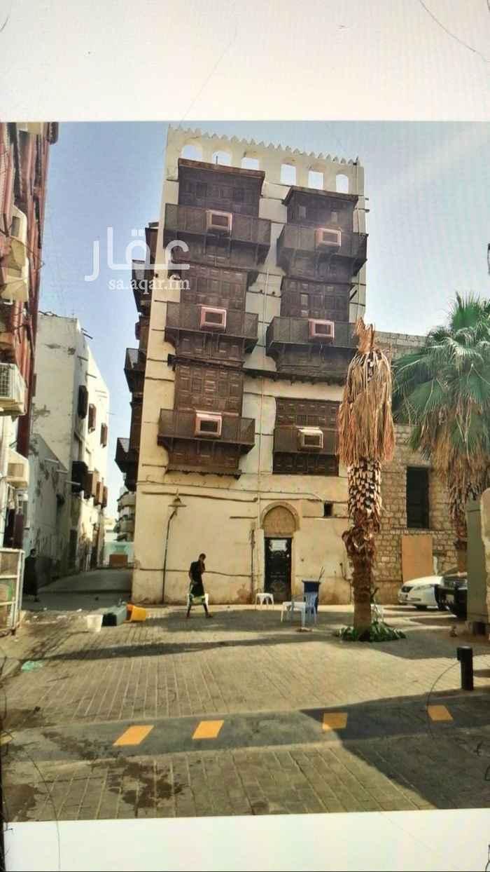 عمارة للإيجار في شارع زقاق بسر بن ابي بسر ، حي البلد ، جدة ، جدة