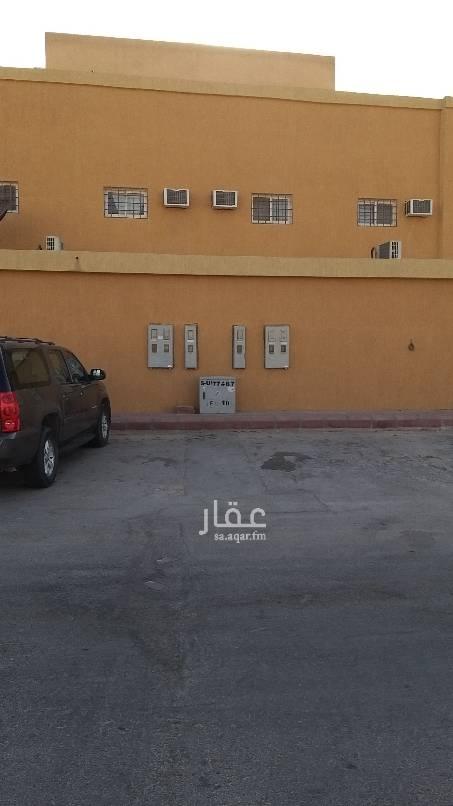 شقة للإيجار في شارع الرجام ، حي العزيزية ، الرياض