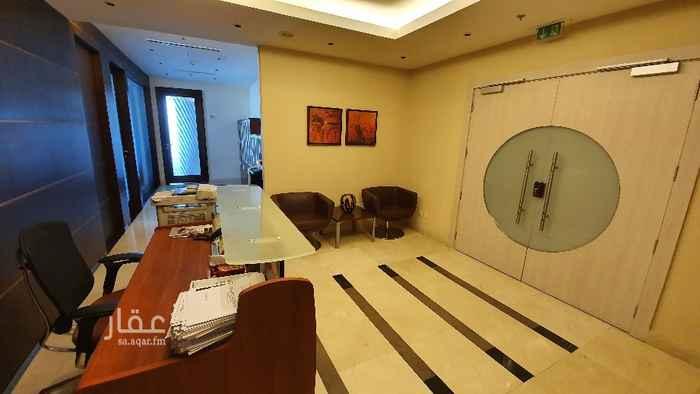 مكتب تجاري للإيجار في طريق الملك عبدالعزيز الفرعي ، حي الشاطئ ، جدة ، جدة