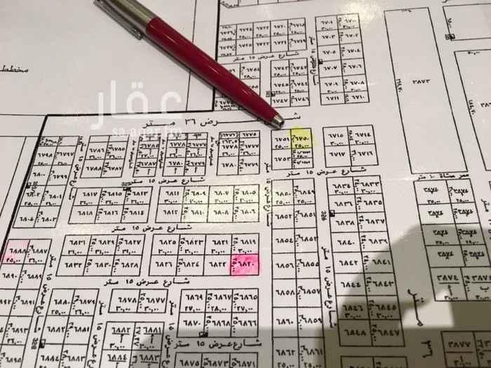 أرض للإيجار في شارع يدمة ، الرياض