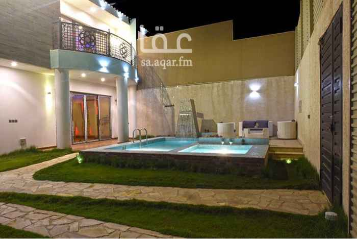 استراحة للبيع في شارع أحمد بن سعيد بن الهندي ، حي العارض ، الرياض ، الرياض