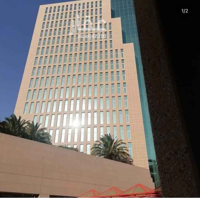 مكتب تجاري للإيجار في برج الفيصلية ، حي العليا ، الرياض ، الرياض