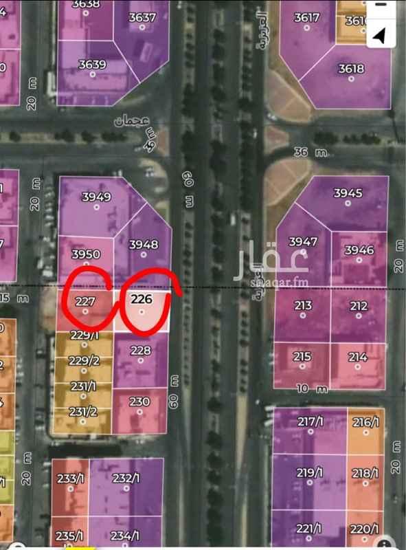 أرض للبيع في طريق العزيزية ، حي الدار البيضاء ، الرياض ، الرياض