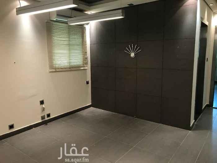 مكتب تجاري للإيجار في شارع علي بن هارون ، حي المحمدية ، الرياض ، الرياض