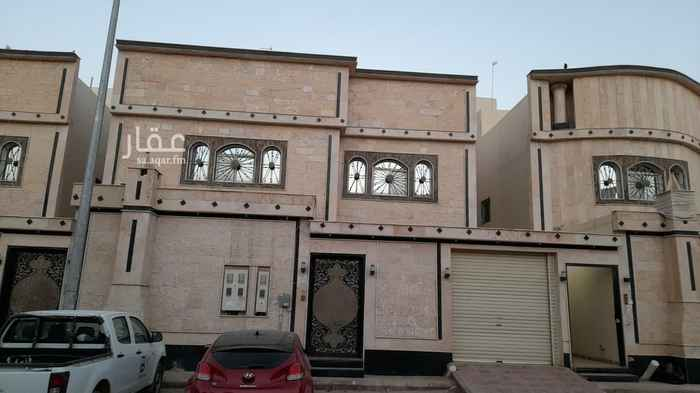 فيلا للبيع في شارع الكثيفه ، حي طويق ، الرياض ، الرياض