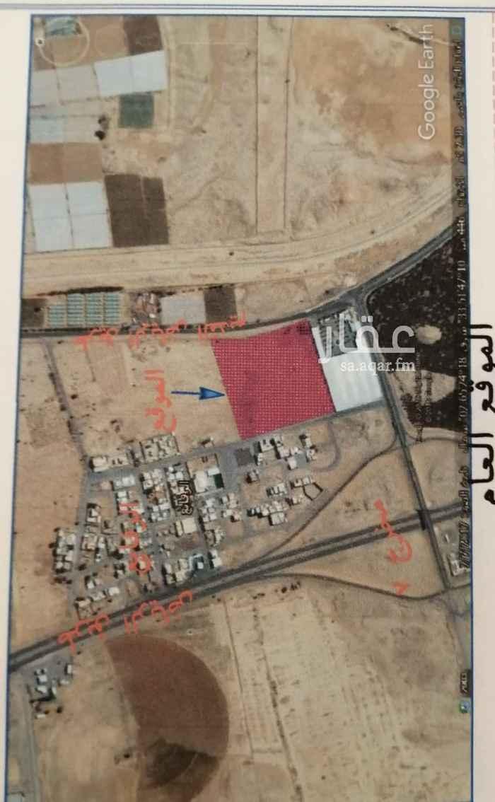 أرض للبيع في شارع الأمير محمد بن عبدالعزيز ، حي النهضة ، الخرج