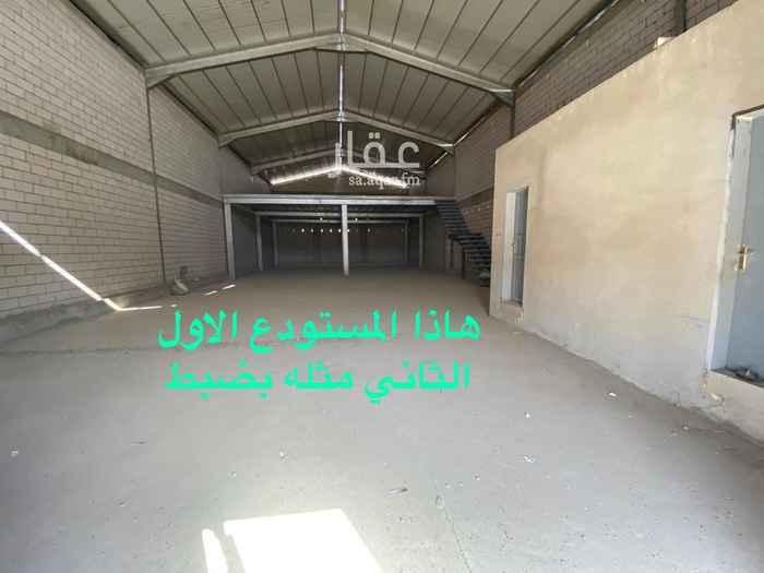 مستودع للإيجار في شارع محمد مرزوقي ، حي الفيصلية ، الرياض ، الرياض