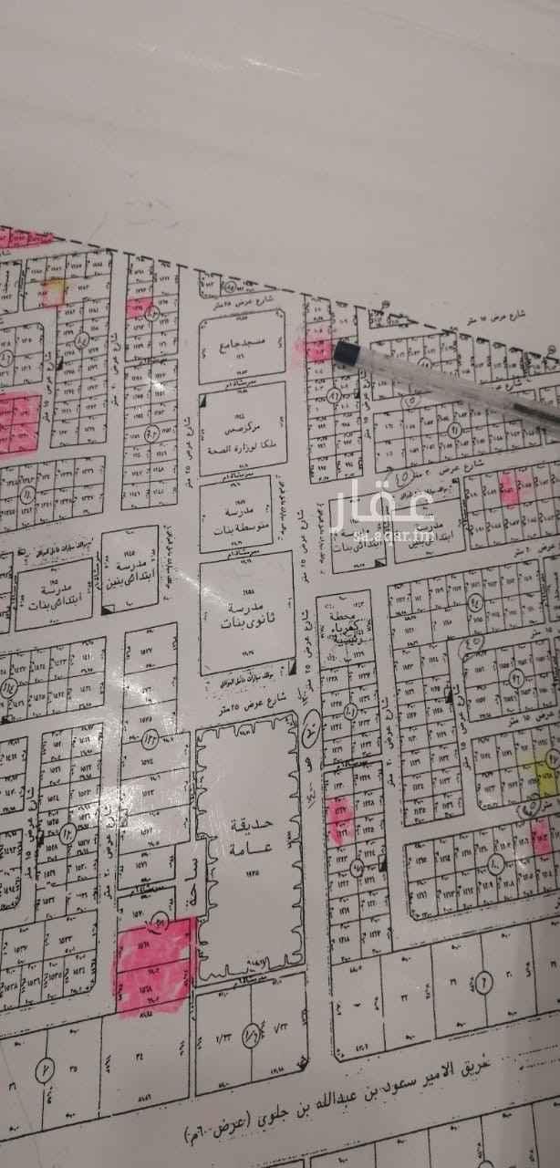 أرض للبيع في شارع الشهابي ، الرياض ، الرياض