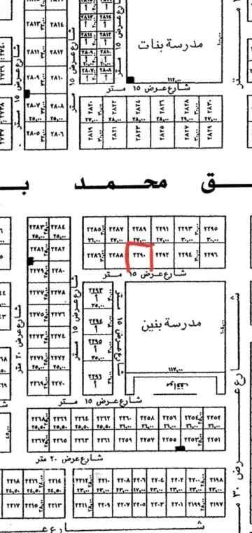 أرض للبيع في شارع عبدالله بن فهيد ، الرياض ، الرياض
