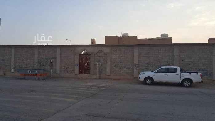 مستودع للإيجار في شارع الاحارقة ، حي النهضة ، الرياض