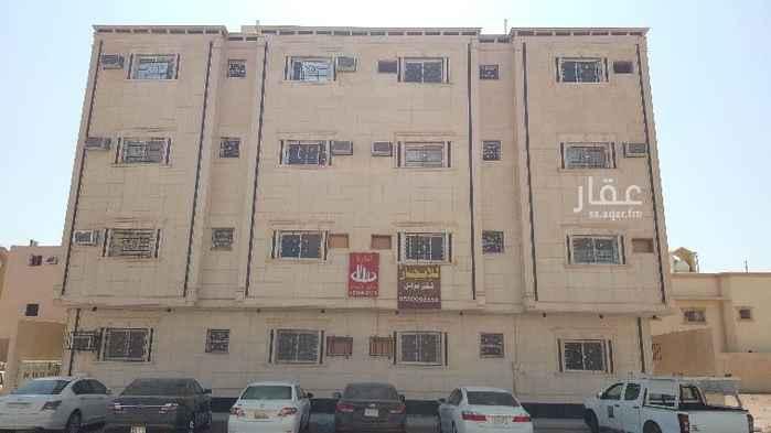 شقة للإيجار في شارع قابس ، حي اليرموك ، الرياض