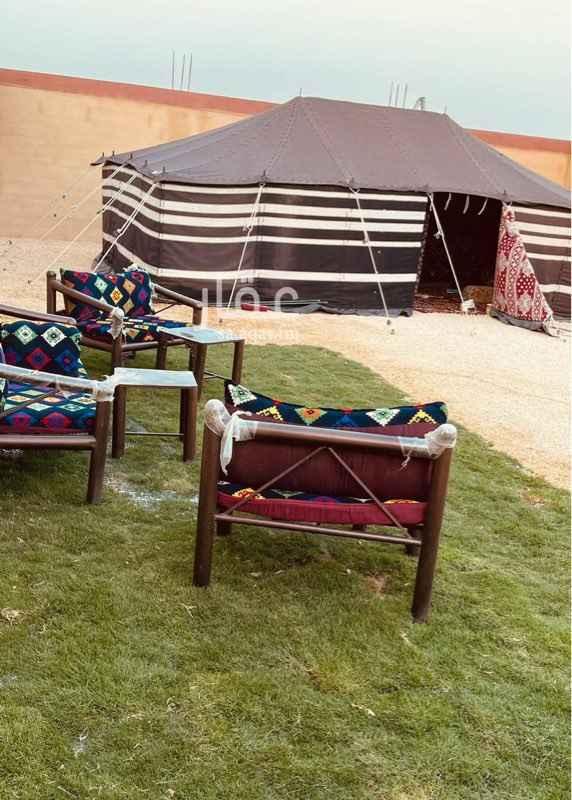 مخيم للإيجار في الرياض ، الدرعية